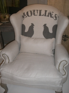Moulins Arm Chair
