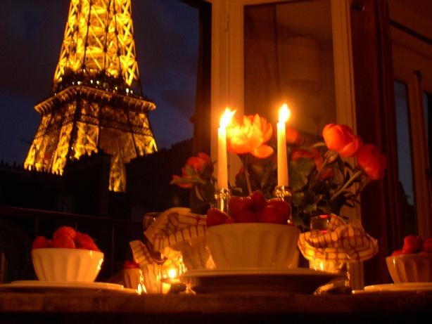 Home sweet romantic getaway beautiful home inspirations for Romantic evening in paris