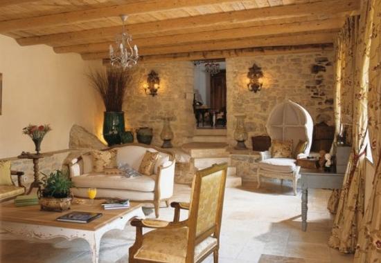Romantic _ Living Room