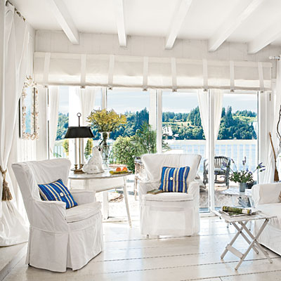 Coastal Home Decorating Themes Beautiful Home Inspirations