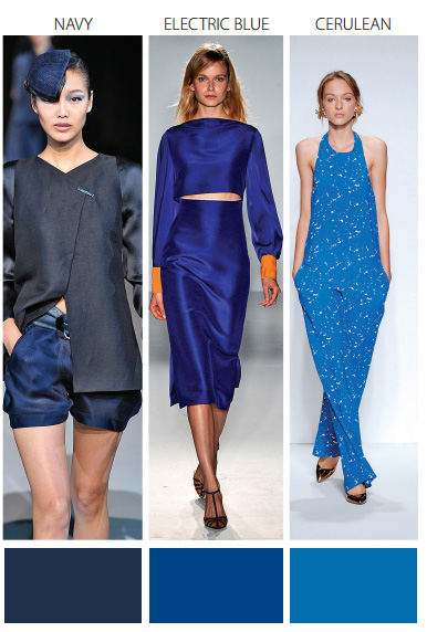 blue color trend 2014