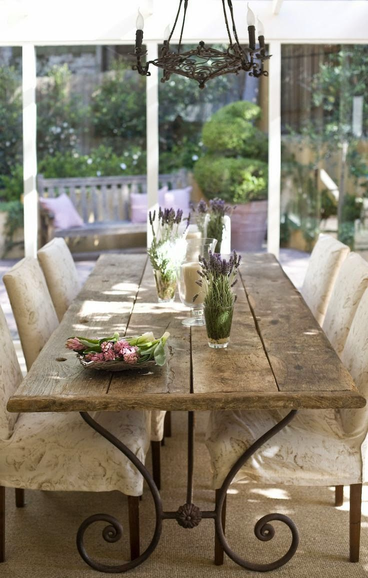 Get the look of old provence in your home beautiful home inspirations Cottage home decor pinterest