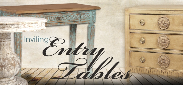 Inviting Entry Tables